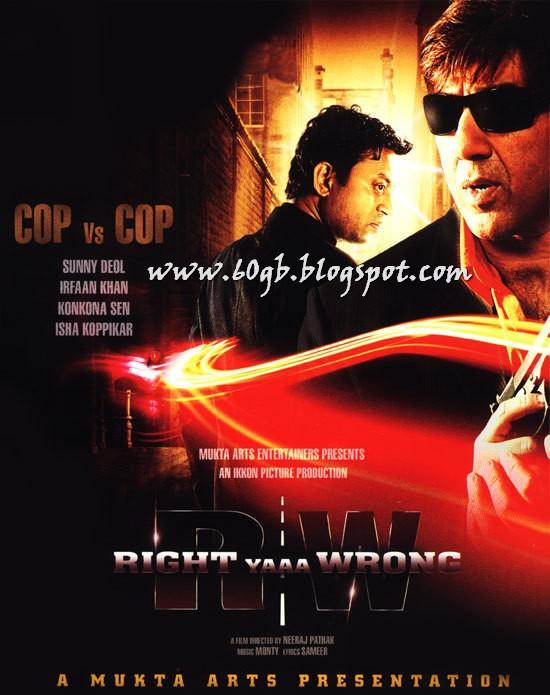 Right Yaaa Wrong Hindi Moive Songs